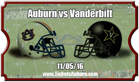 2016 auburn tigers football tickets season home away